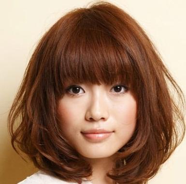 kiểu tóc xoăn đẹp cho bạn gái