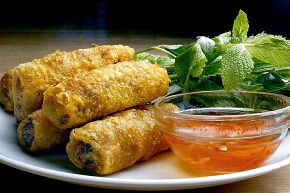 Vietnamese Fried Spring Roll Recipe
