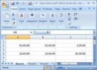 Một số thủ thuật hay trong Microsoft Excel
