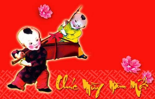 Phong tục đón Tết Nguyên Đán (Tết cổ truyền) của người Việt Nam
