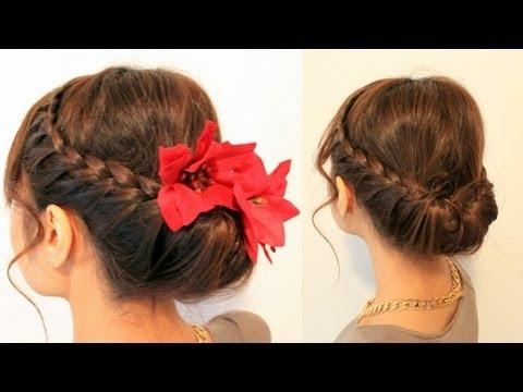 Các kiểu tóc ngày hè cho nàng tóc dài