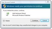 Vô hiệu hóa User Account Control trên Windows Vista và Windows 7