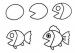 Cách vẽ các con vật ngộ nghĩnh vô cùng đơn giản