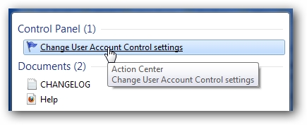 Vô hiệu hóa User Account Control trên Windows Vista và Windows 7 1