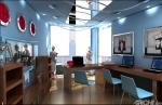 Cách chọn màu sơn cho văn phòng-3