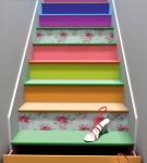 Cách thiết kế và trang trí cầu thang cho nhà hẹp 2