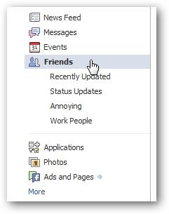 Cách ẩn nick đối với một số người nhất định trên Facebook Chat 1