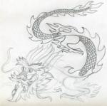 Cách vẽ rồng-11