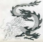 Cách vẽ rồng-12