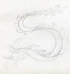 Cách vẽ rồng-4