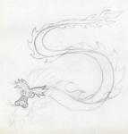 Cách vẽ rồng-5