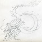 Cách vẽ rồng-7