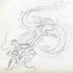 Cách vẽ rồng-8