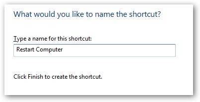 Cách tạo shortcut để Shutdown/Restart/Lock máy tính trên Windows Vista & Windows 7 3