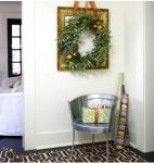Cách làm vòng hoa cho ngày Giáng sinh-4