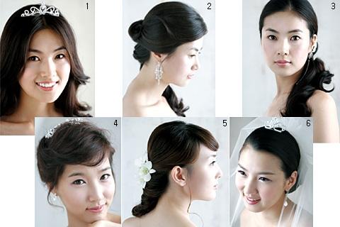Các kiểu tóc đẹp cho cô dâu trong ngày cưới 1