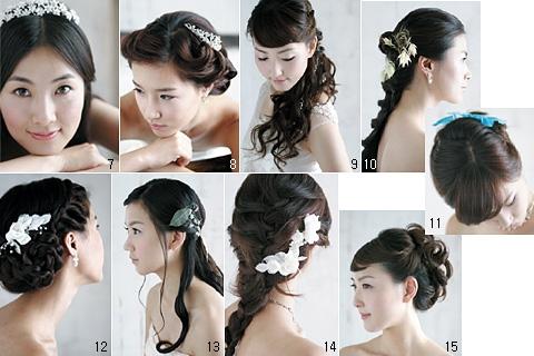 Các kiểu tóc đẹp cho cô dâu trong ngày cưới 2