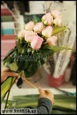 thumb cach bo hoa the hien su tran trong 1 1 Cách bó hoa thể hiện sự trân trọng