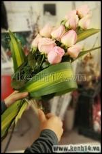thumb cach bo hoa the hien su tran trong 1 2 Cách bó hoa thể hiện sự trân trọng