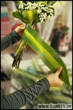 thumb cach bo hoa the hien su tran trong 1 4 Cách bó hoa thể hiện sự trân trọng