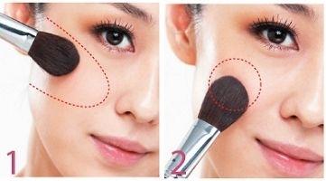 Cách trang điểm mắt với tông màu hồng nâu 3