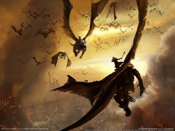Bộ sưu tập wallpaper rồng ấn tượng 11