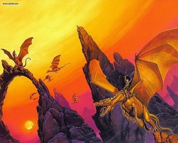 Bộ sưu tập wallpaper rồng ấn tượng 13