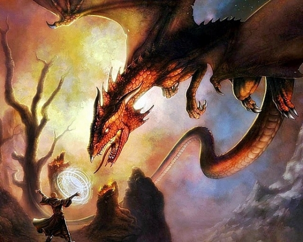 Bộ sưu tập wallpaper rồng ấn tượng 8