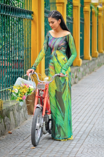 áo dài đẹp